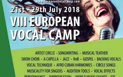 European Vocal Camp 2018