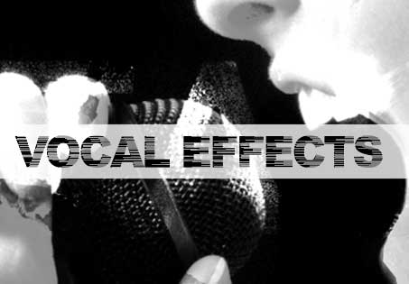 Are Vocal Effects Harmful For The Voice?