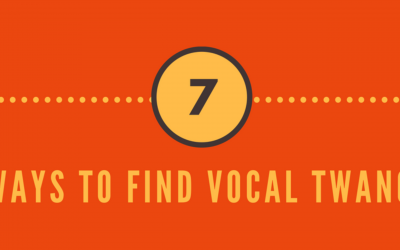 7 Ways To Find Vocal Twang – #infographic